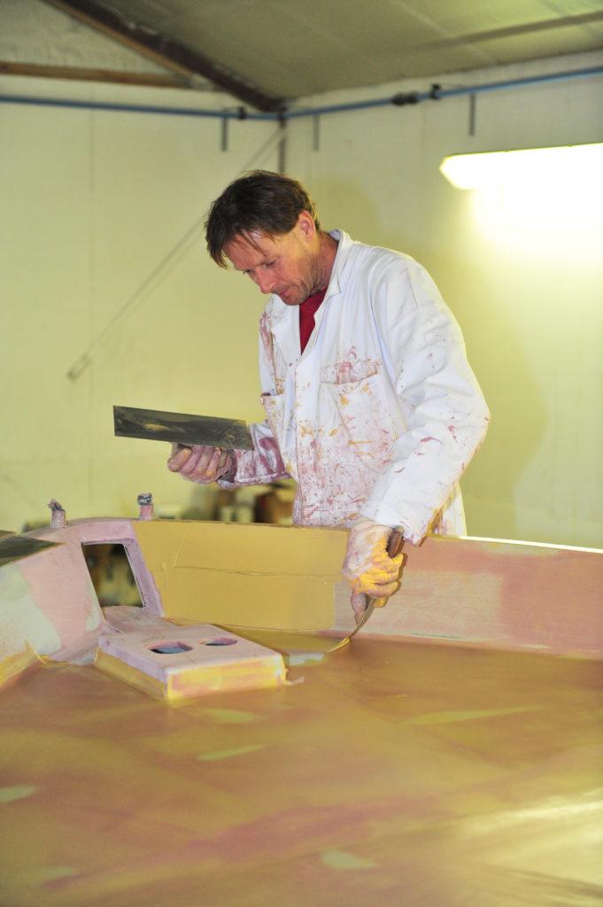 Bedrijfsprofiel Pullen Jachtschilders